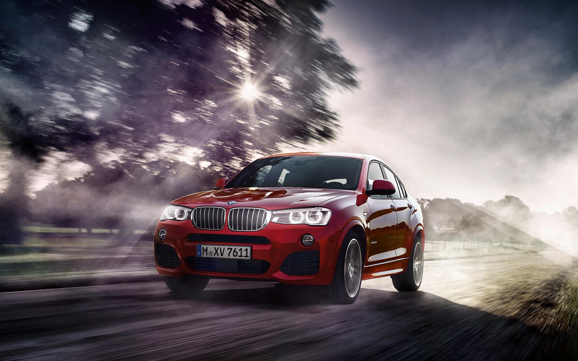 BMW X4 xDrive35i الجديدة 2018