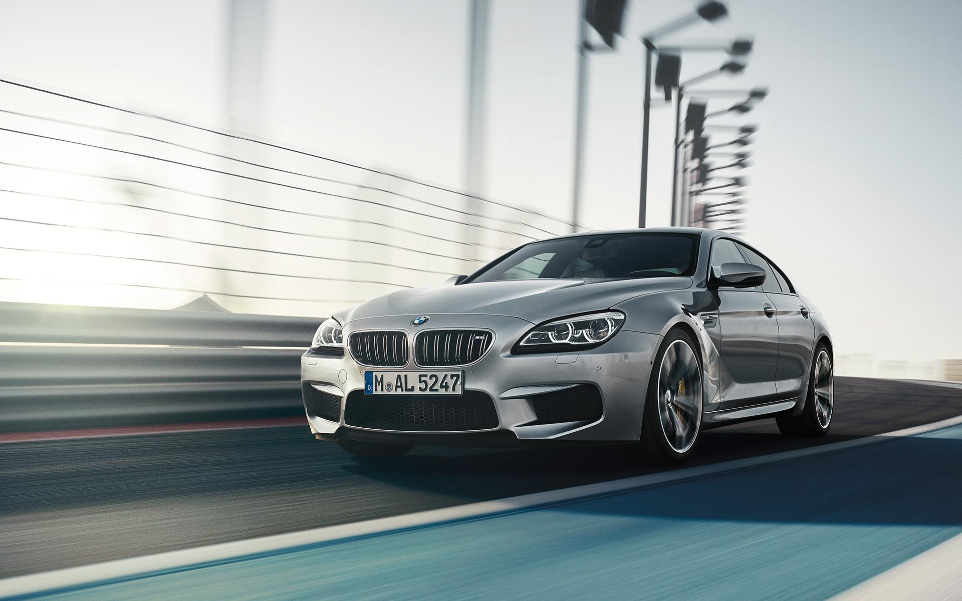 BMW M6 غران كوبيه الجديدة 2018