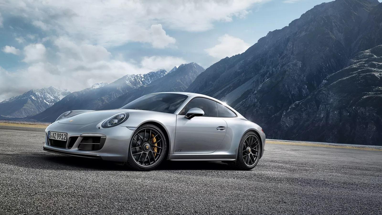 بورش 911 Carrera 4 GTS الجديدة 2020
