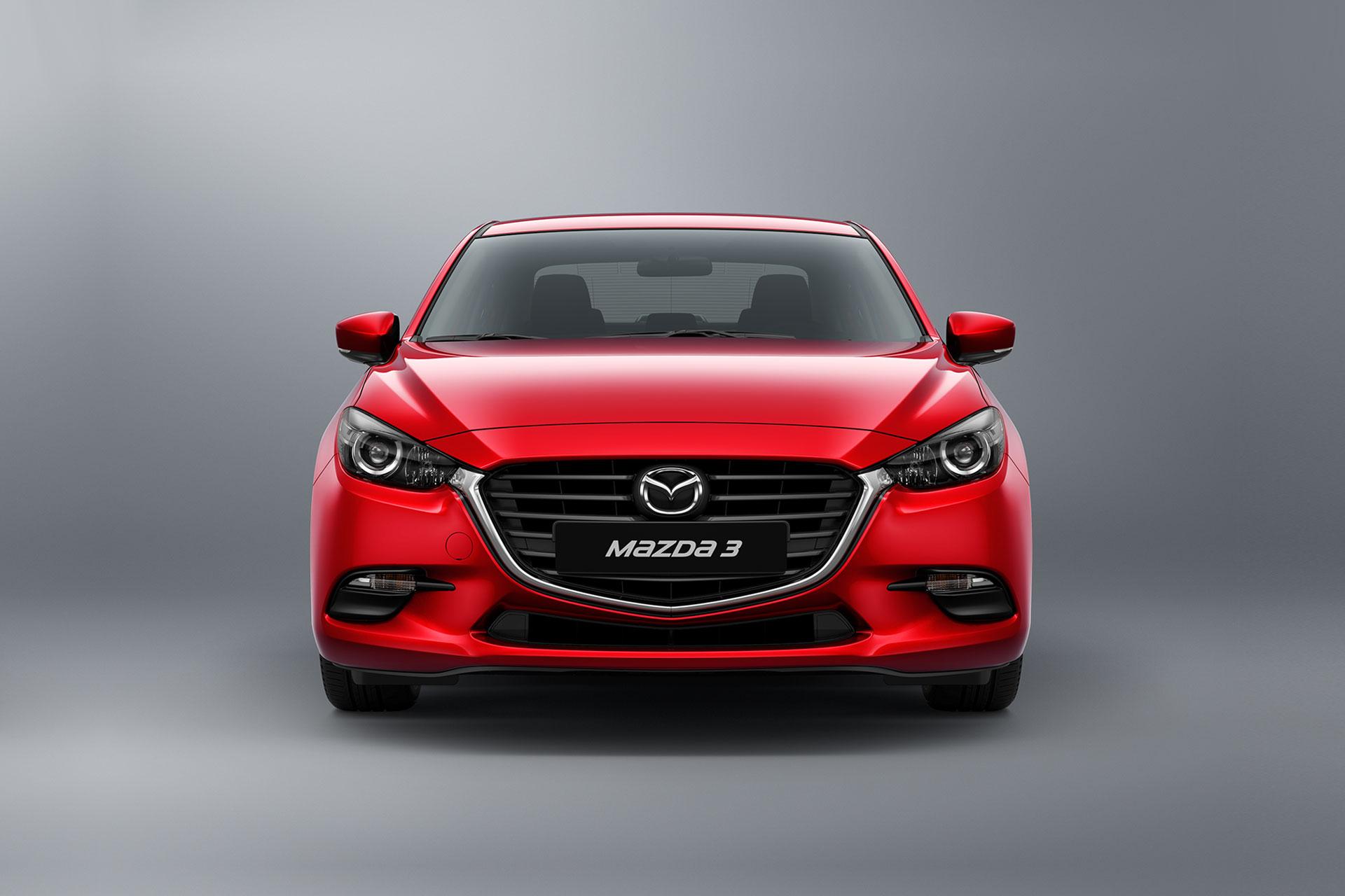 Mazda 3 SDN  2018