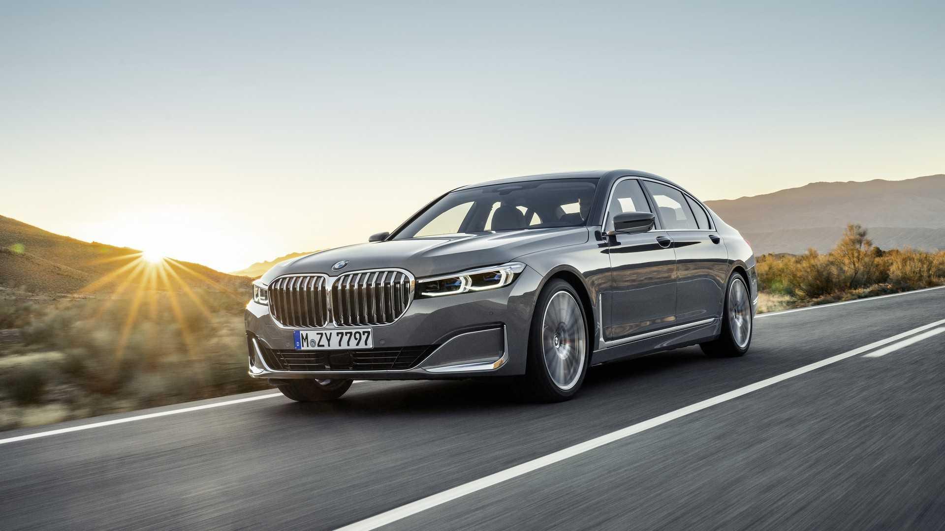 BMW الفئة السابعة 750Li xDrive الجديدة 2020
