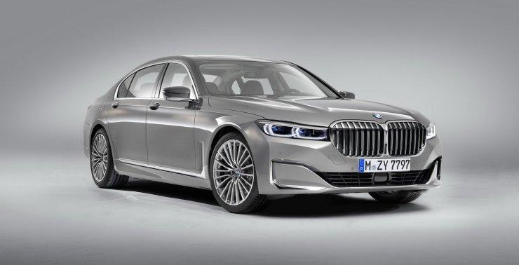 BMW الفئة السابعة M760Li xDrive الجديدة 2020