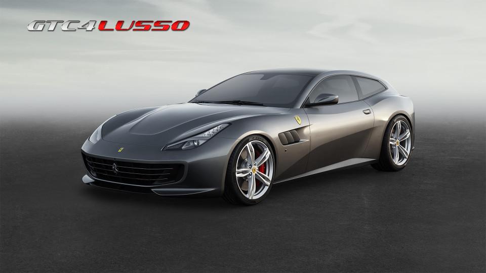 فيراري GTC4 لوسوالجديدة 2018
