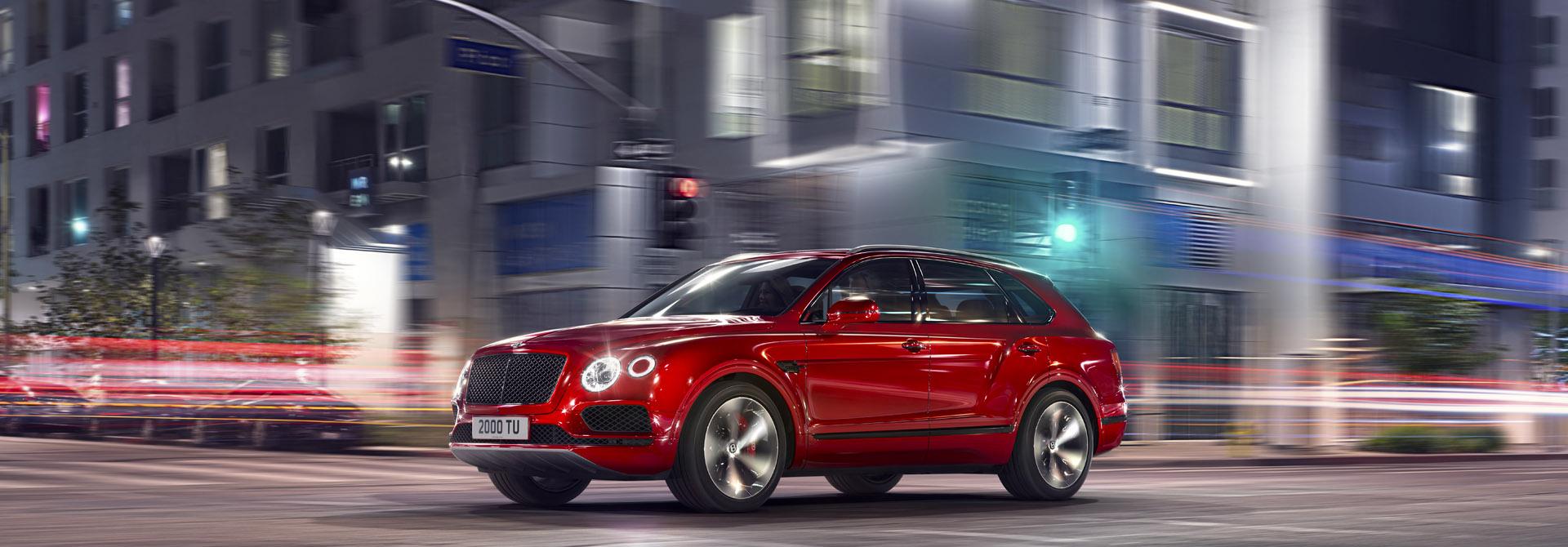 بنتلي Bentayga V8 الجديدة 2020