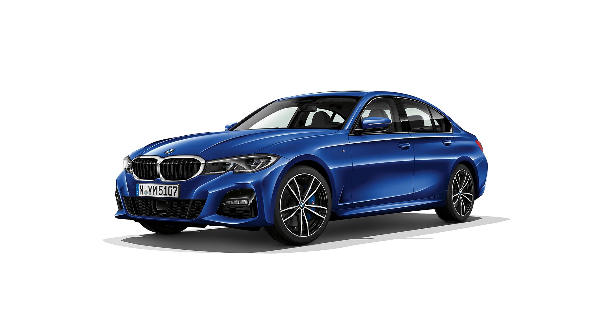BMW الفئة الثالثة صالون M Sport 2019