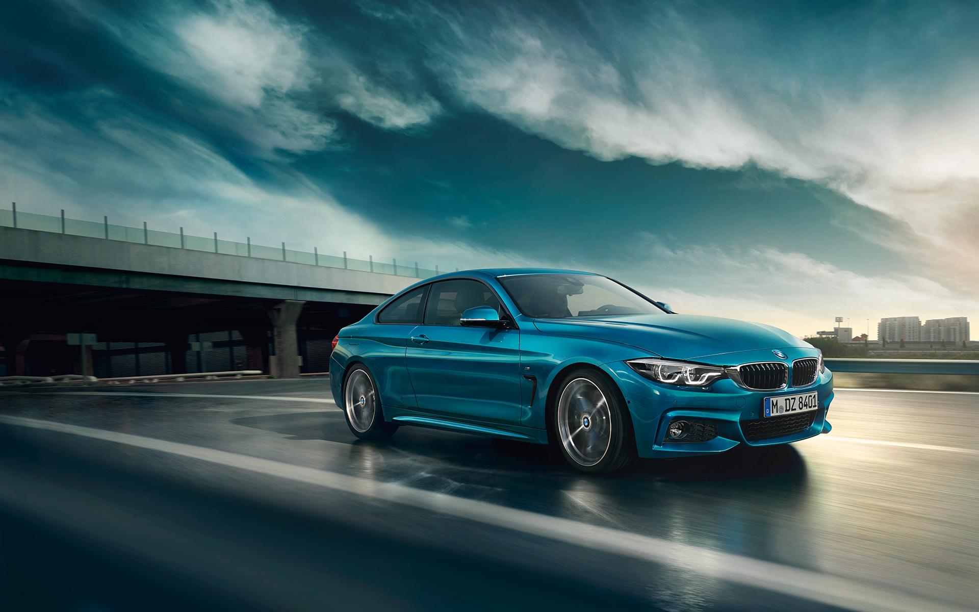BMW الفئة الرابعة كوبيه 2017
