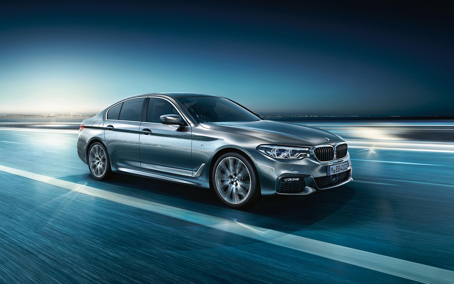 BMW الفئة الخامسة 530i الجديدة 2019