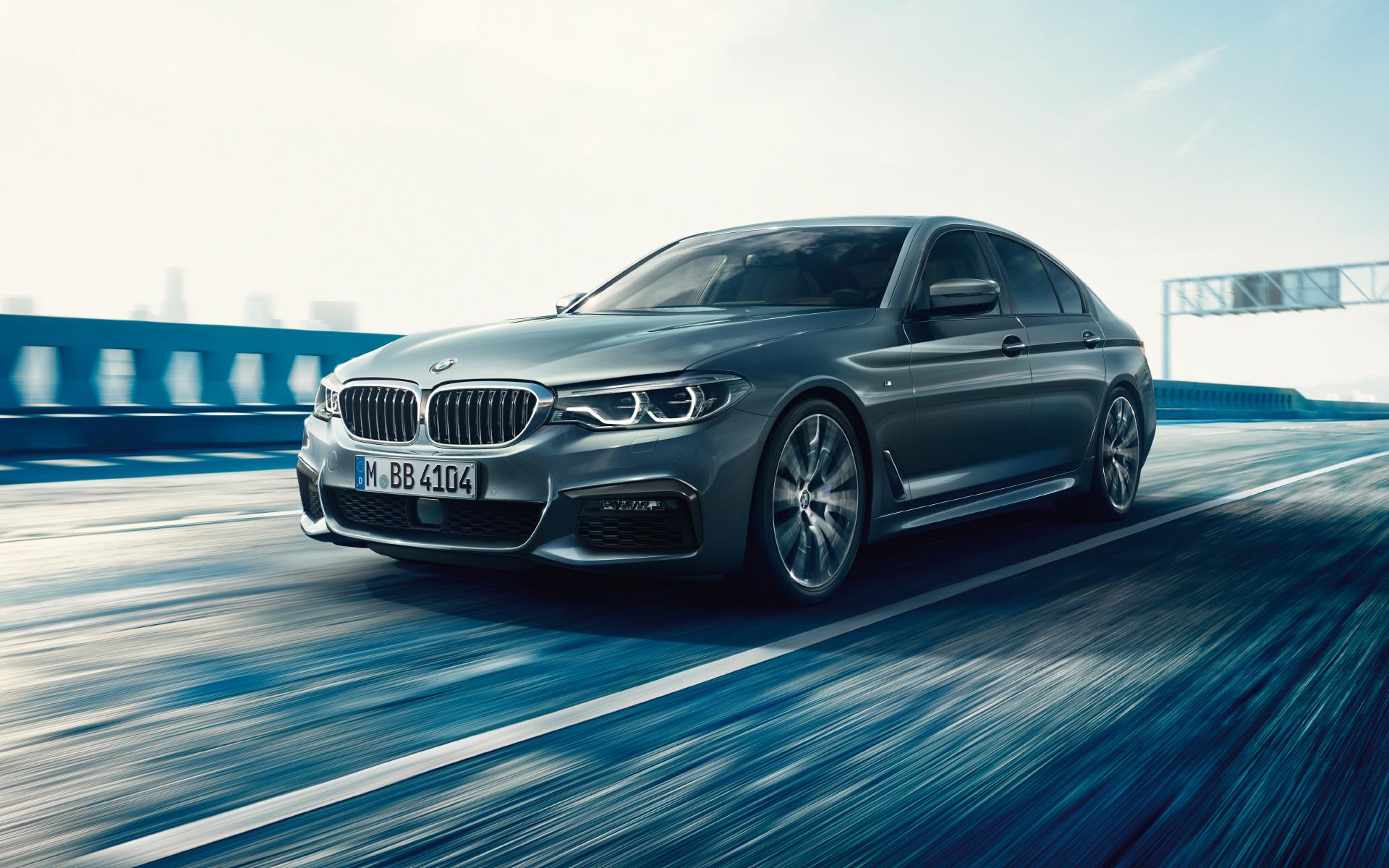 BMW الفئة الخامسة 540i الجديدة 2019