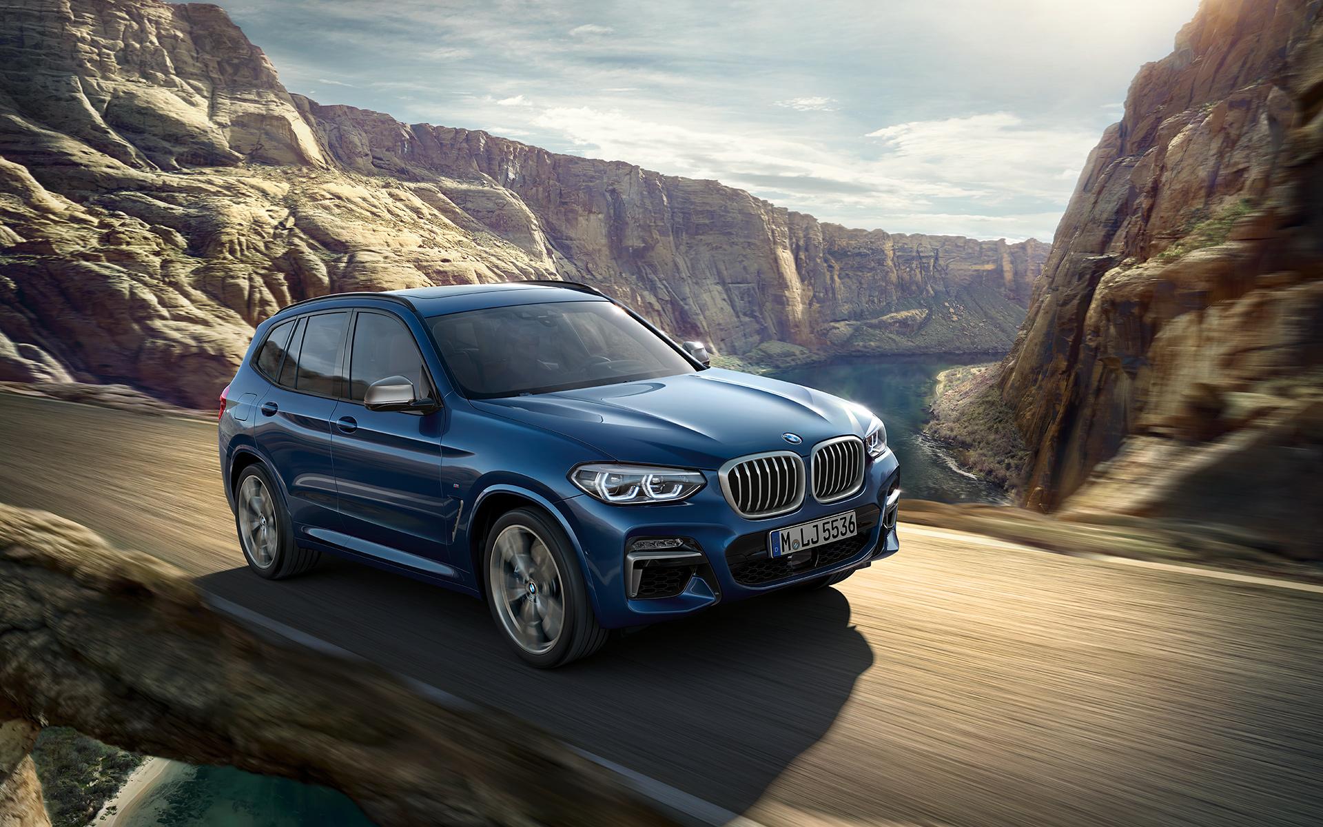 BMW X3 M40i  الجديدة 2018