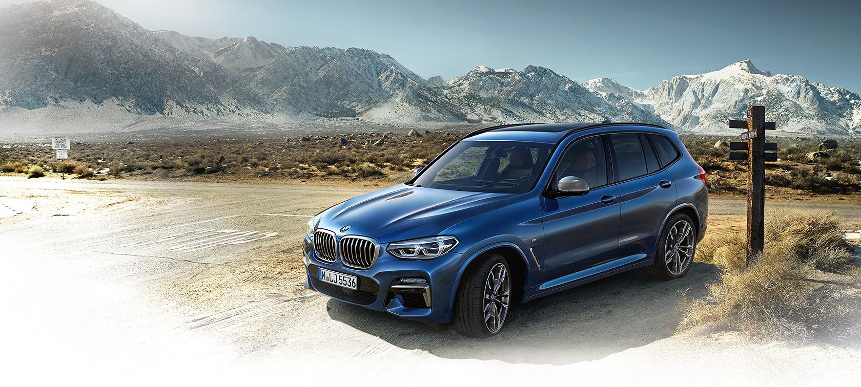 BMW X3 الجديدة 2020