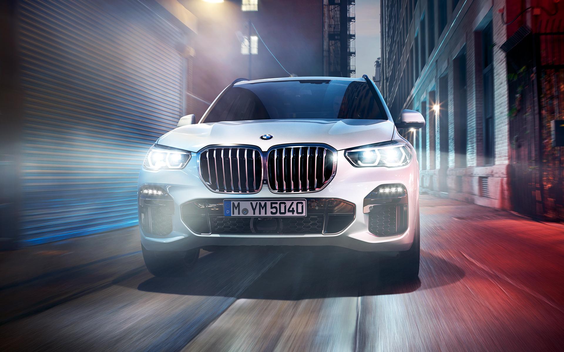 BMW X5 xDrive50i الجديدة 2020
