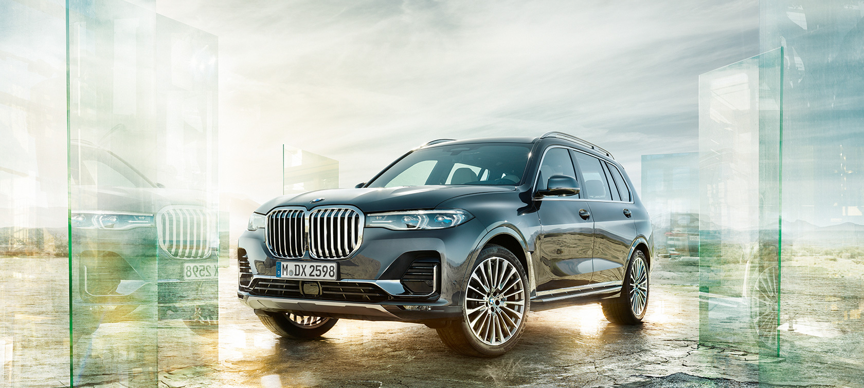 BMW X7 xDrive40i الجديدة 2020