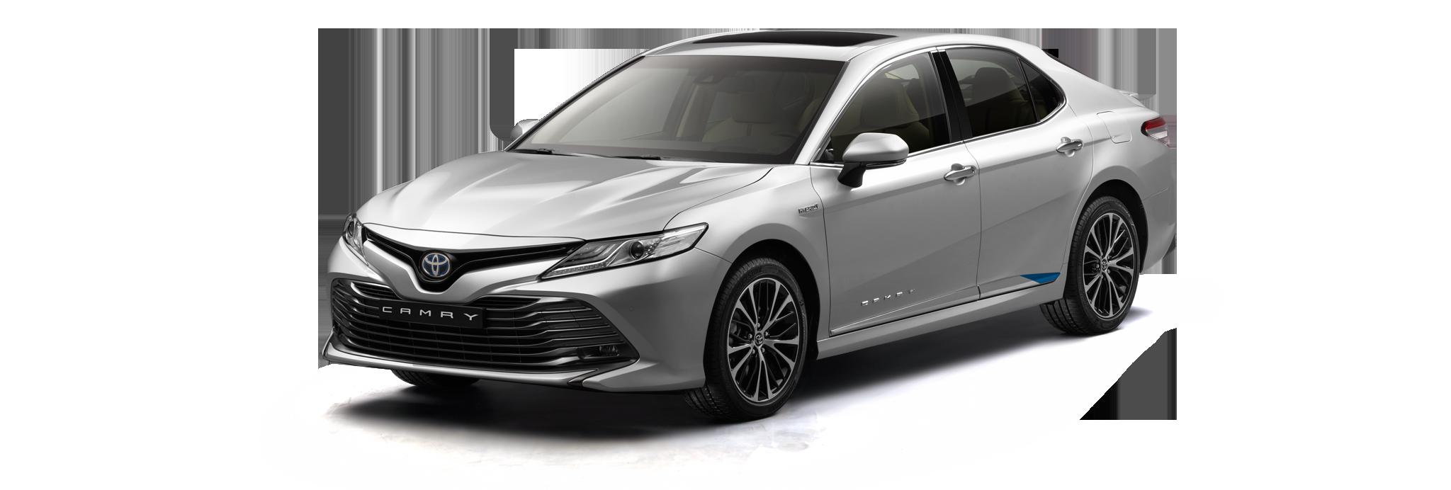 تويوتا كامري GRANDE V6 الجديدة 2019