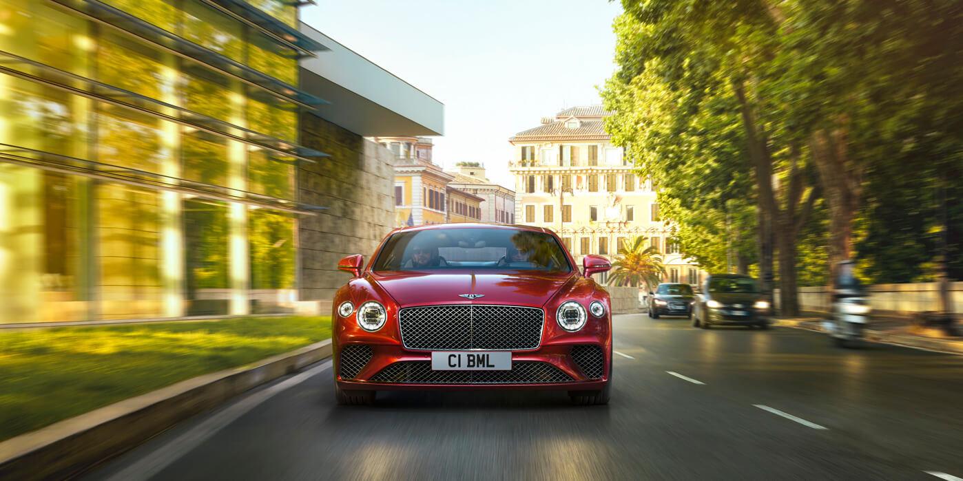 بنتلي كونتيننتال GT V8 الجديدة 2020