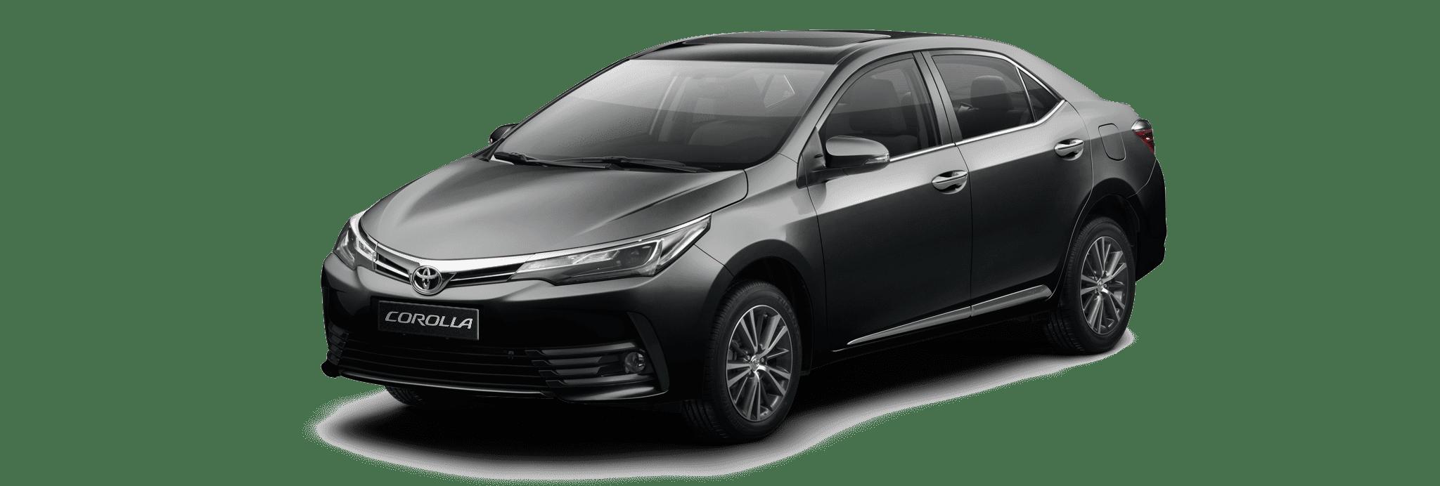 تويوتا كورولا 1.6L XLI CVT EXECUTIVE الجديدة 2019