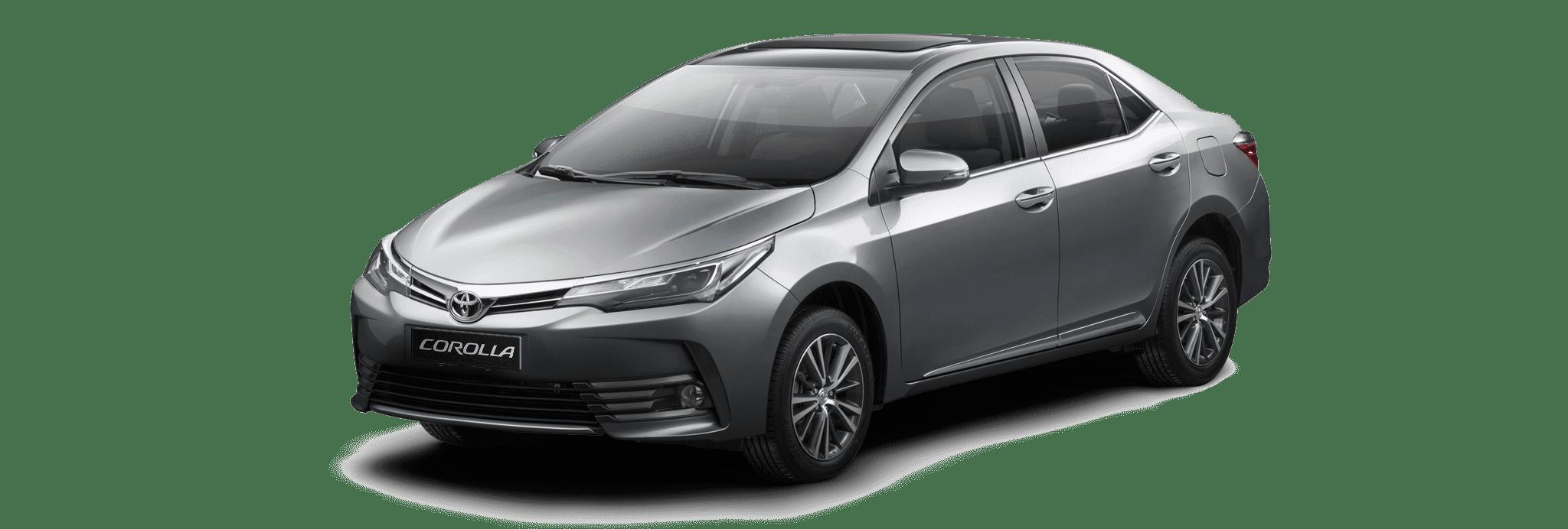 تويوتا كورولا 2.0L GLI CVT الجديدة 2019