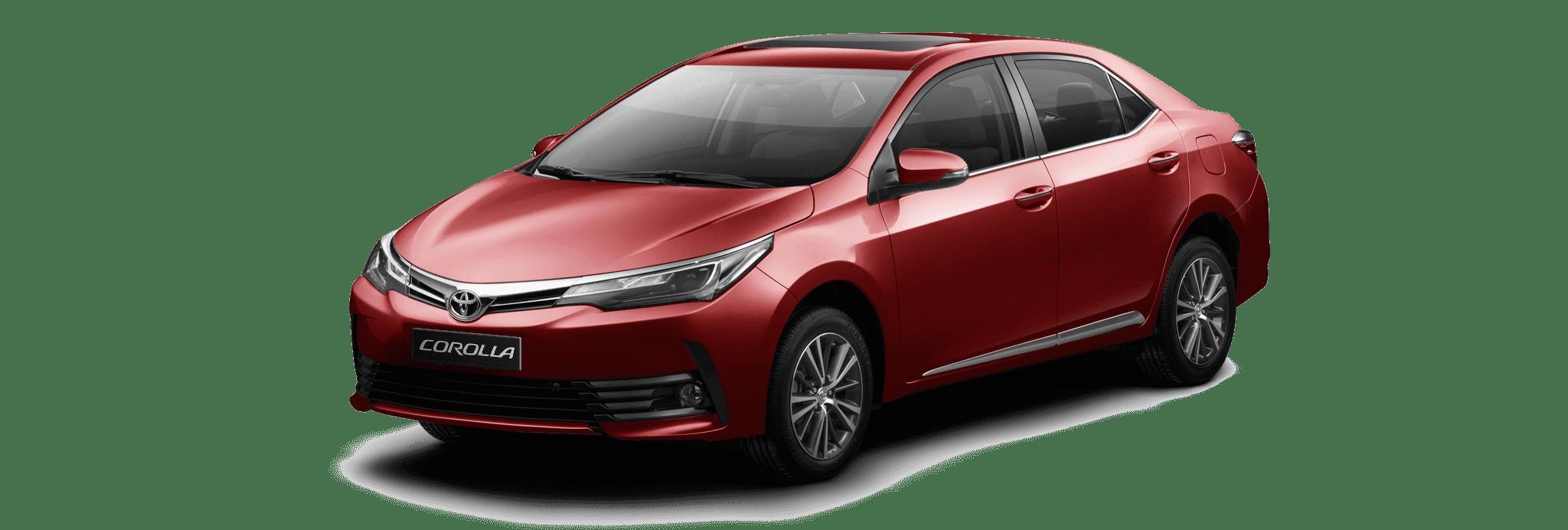 تويوتا كورولا 1.6L GLI CVT الجديدة 2019