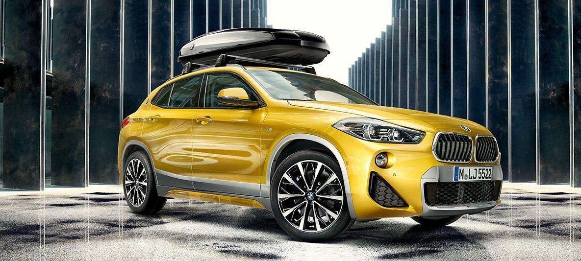BMW X2 الجديدة 2020