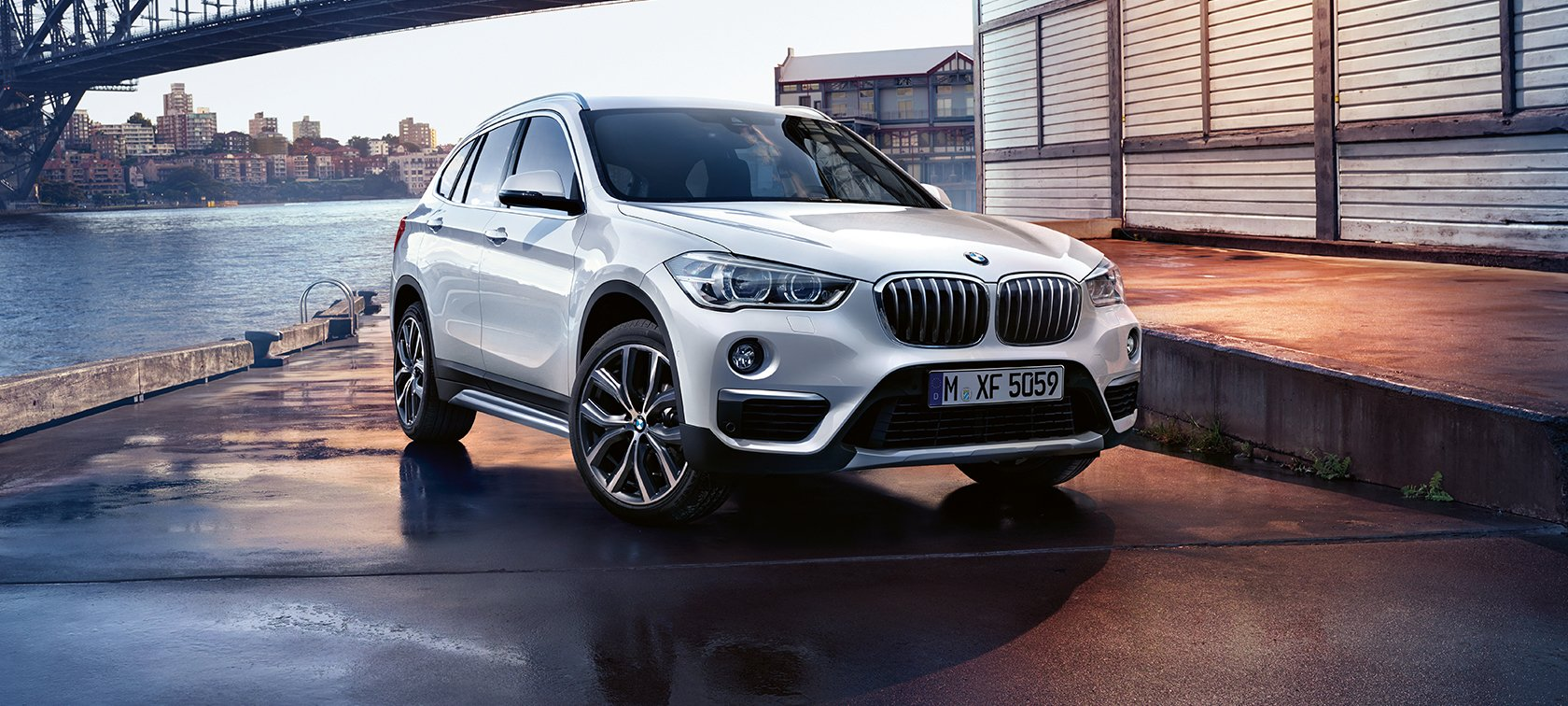 BMW X1 الجديدة 2020