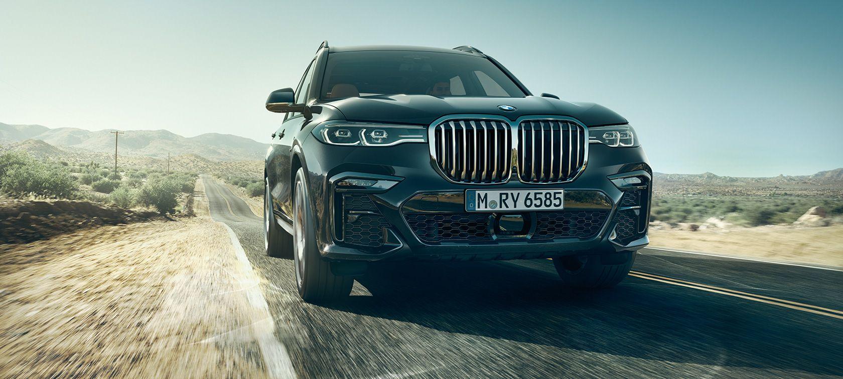 BMW X7 XDrive50i الجديدة 2020