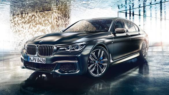BMW الفئة السابعة M760Li xDrive 2018