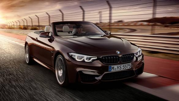 BMW M4 المكشوفة الجديدة 2018