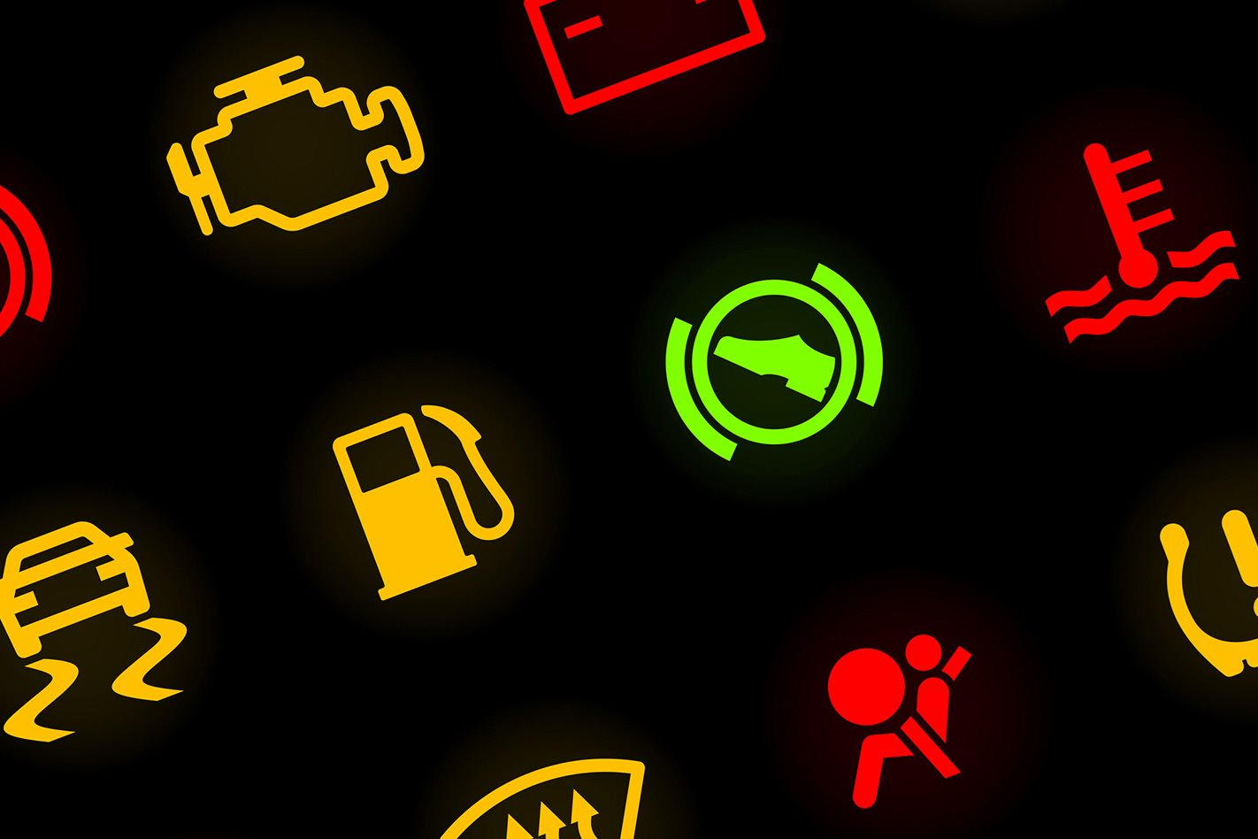تعرّفي على معاني الإشعارات التي تظهر على عداد السيارة