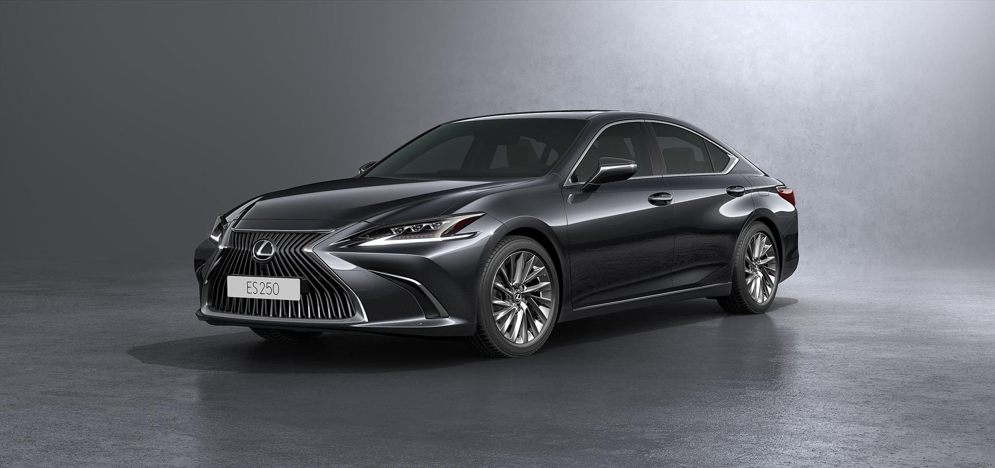 لكزس ES 250 Elegant AA الجديدة 2020