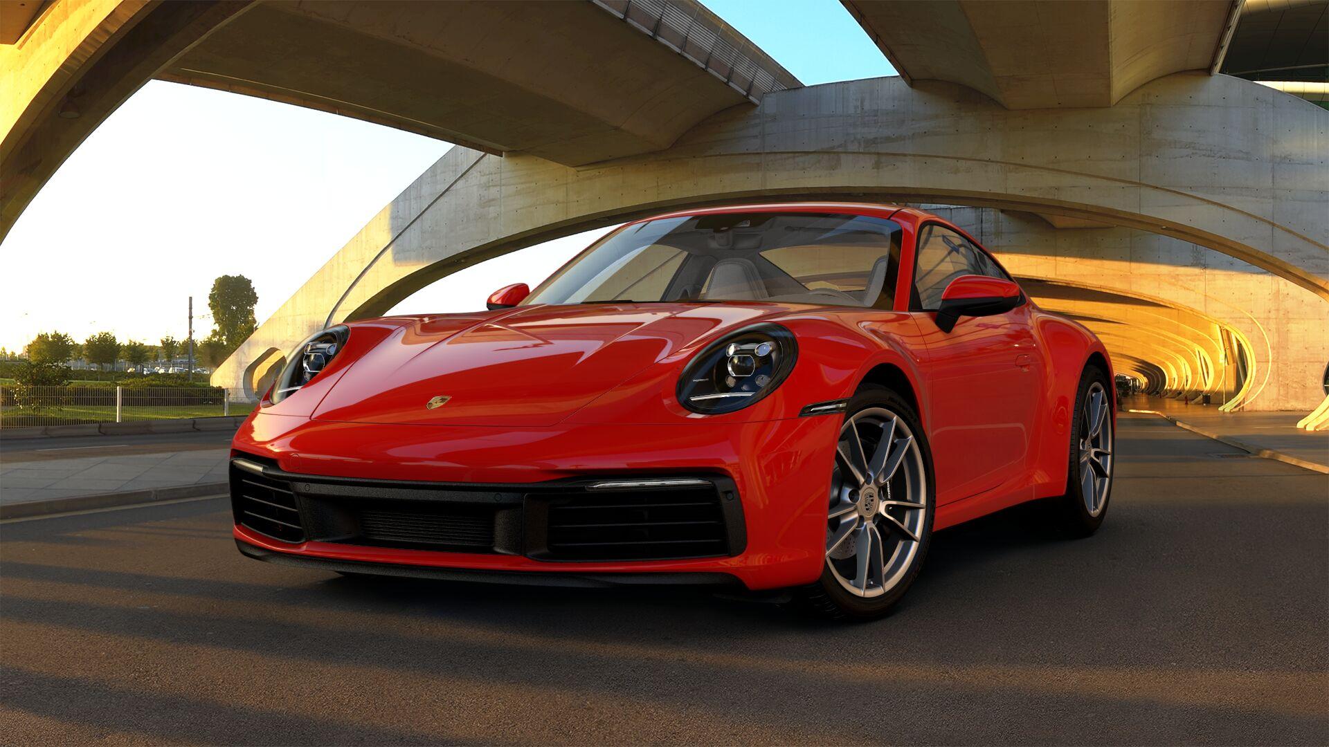 بورش 911 Carrera الجديدة 2020