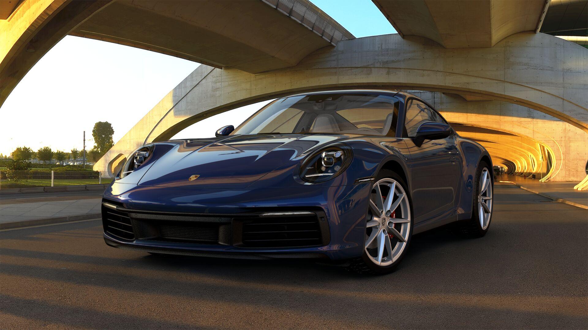 بورش 911 Carrera 4S الجديدة 2020