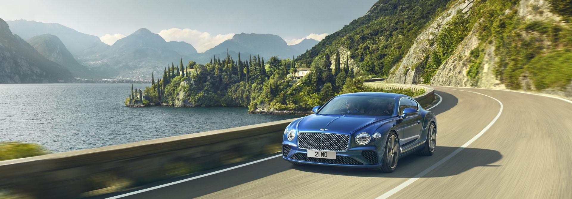 بنتلي كونتيننتال GT الجديدة 2020