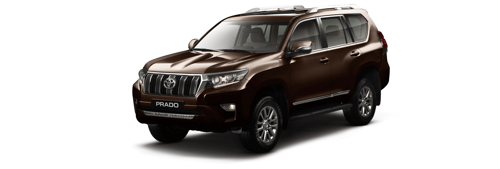 تويوتا برادو(TXL1 (V6 الجديدة 2019