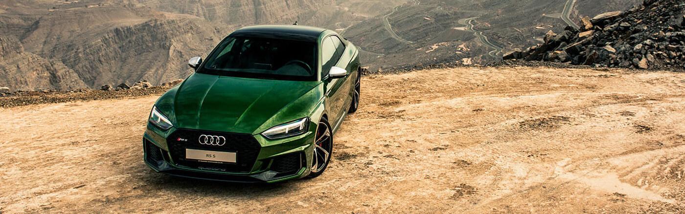 أودي RS 5 كوبيه الجديدة 2019