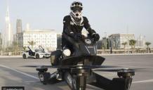 طرح أول دراجة نارية طائرة فريدة من طراز «هوفربايك S3»