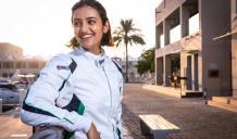 اختيرت الفتاة السعودية ريما الجفالي لفريق دبل آر لفورمولا إف 3