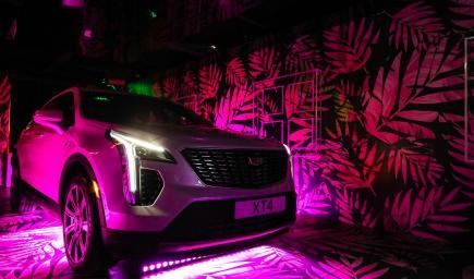 'كاديلاك' تكشف عن أول مركبة XT4 في الشرق الأوسط خلال فعالية 'سول دي إكس بي 2018'