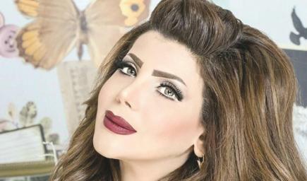 النجمة الكويتية إلهام