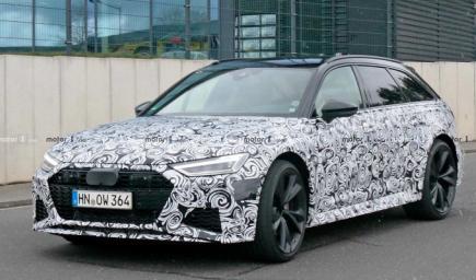 """سيارة  أودي """"أر إس 6"""" (Audi RS6)"""
