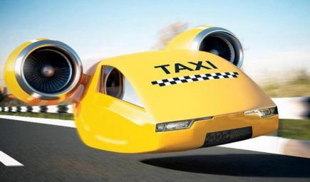 تاكسي طائر