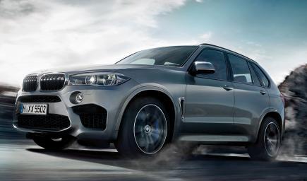 BMW X5 M الجديدة 2018