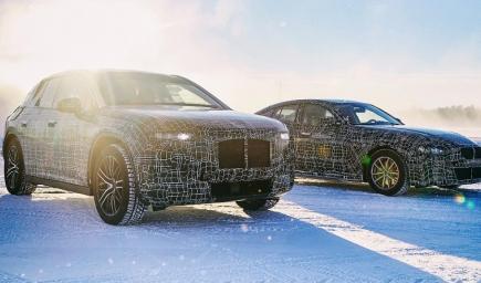 سيارات BMW الكهربائية القادمة