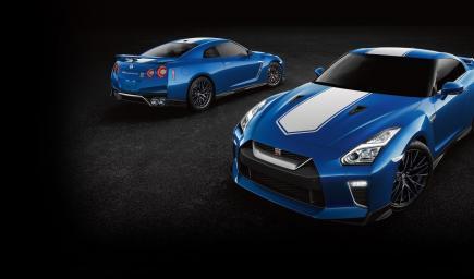 نيسان GT-R إصدار الذكرى الخمسين 2020