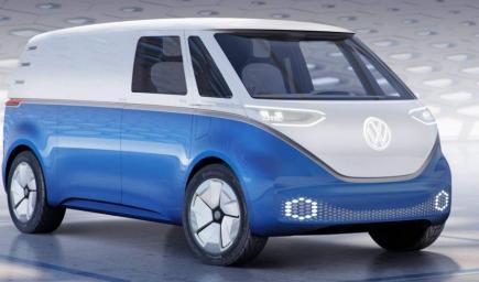 سيارة فولكس الكهربائية