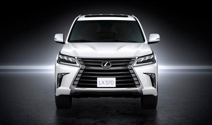 لكزس LX 570 AD Elegant Plus الجديدة 2020