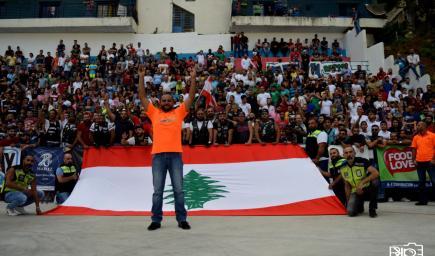 السائق اللبناني ناجي بو حسن (40 عاماً)