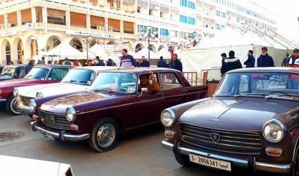 لسيّارات الكلاسيكيّة والتاريخيّة