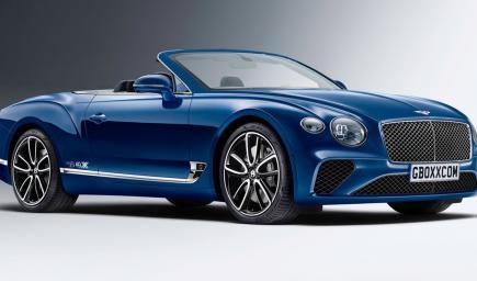 بنتلي Continental GT Convertible