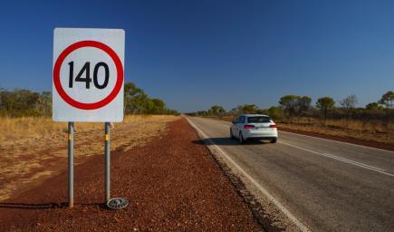 8 طرق سيتم رفع سرعتها إلى 140 كم/س