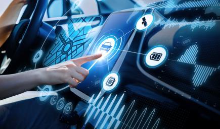 هكذا ستبدو تقنيات الترفيه في السيارات المستقبلية!