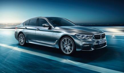 BMW الفئة الخامسة M550i xDrive 2018